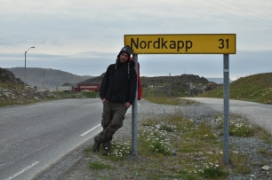 32 Km from North Cape (Norway)