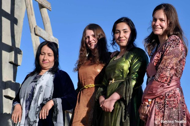 Kurdish princesses