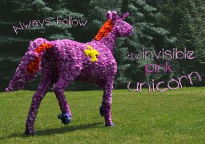 Postcard_invisible pink unicorn_Kazakhstan
