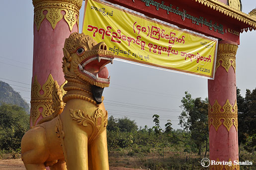 Myanmar dragon