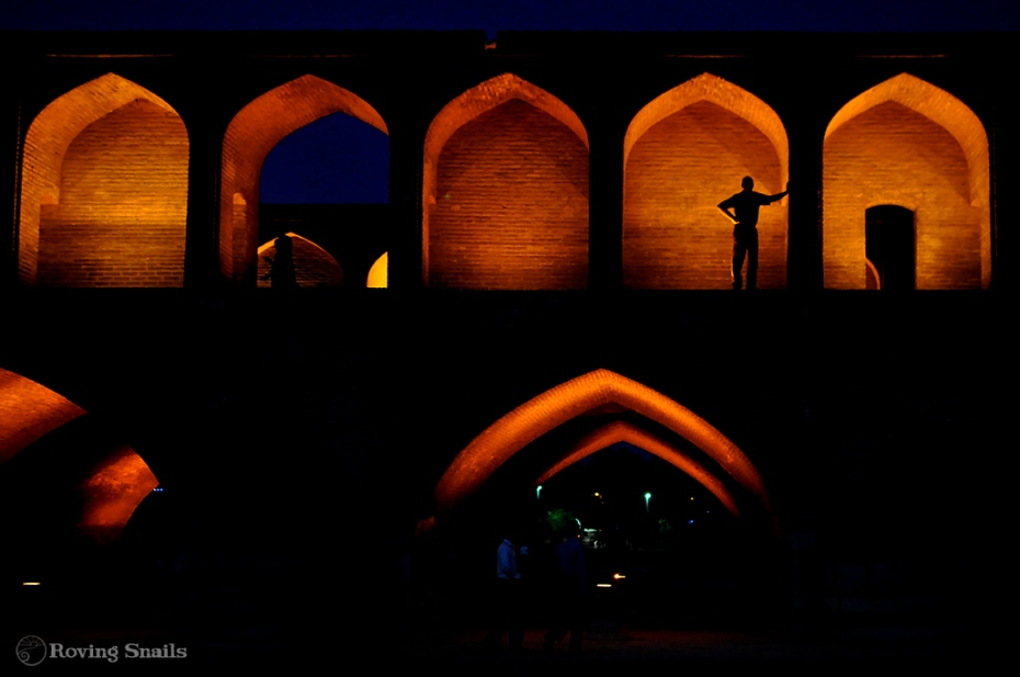 Esfahan 10 bridge